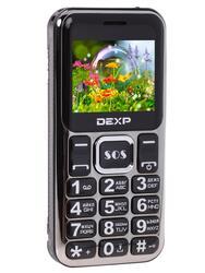 Сотовый телефон DEXP Larus S3 черный