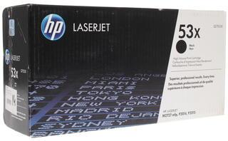 Картридж лазерный HP 53X (Q7553X)