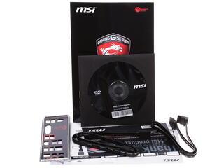Материнская плата MSI  H170A GAMING PRO