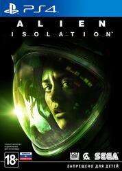 Игра для PS4 Alien: Isolation