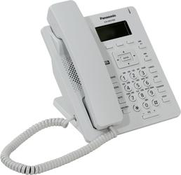 IP-телефон PANASONIC KX-HDV100RU белый