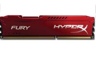 Оперативная память Kingston HyperX FURY Red Series [HX313C9FR/8] 8 Гб