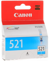 Картридж струйный Canon CLI-521C