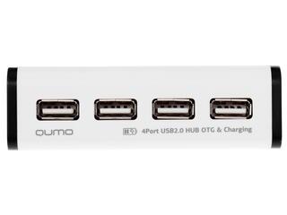 USB-разветвитель QUMO QH 400
