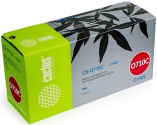 Картридж лазерный Cactus CS-O710C