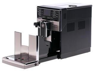 Кофемашина Saeco HD 8928/09 серебристый