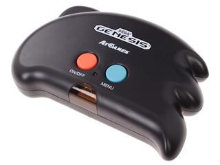 Игровая приставка SEGA Genesis Nano Trainer + 390 различных игр