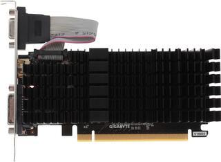 Видеокарта GIGABYTE GeForce GT 710 Silent LP [N710SL-1GL]