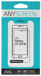 "5.5""  Пленка защитная для смартфона Samsung Galaxy A7"