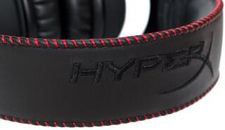 Наушники HyperX Cloud Core + коврик [HX-MPFP-M]