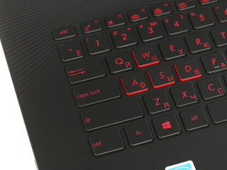 """17.3"""" Ноутбук ASUS ROG GL752VW-T4356T серый + мышь и рюкзак"""