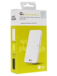 Портативный аккумулятор LG BCK-5100 белый