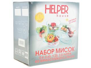 Стеклянная посуда Helper 4544