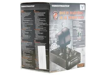 Джойстик Thrustmaster Hotas Warthog Dual Throttle черный