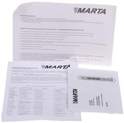 Очиститель воздуха Marta MT-4101 серебристый, черный