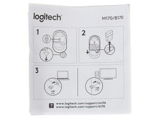 Мышь беспроводная Logitech B170