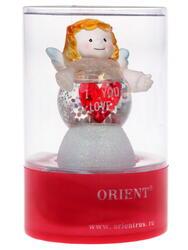 Сувенир Светящийся Ангелочек Orient NA5502