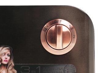 Мясорубка Redmond RMG-CB1225 коричневый