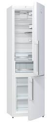 Холодильник с морозильником Gorenje RK61FSY2W2 белый