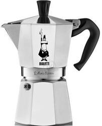 Кофеварка Bialetti Moka Express (0001164) серебристый