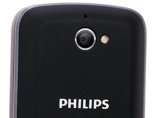 Сотовый телефон Philips Xenium E560 черный