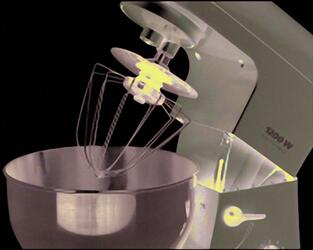 Кухонный комбайн Clatronic KM3400 серый