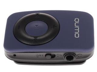 MP3 плеер Qumo Active Dark Blue синий
