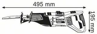Ножовка электрическая Bosch GSA 1100 E
