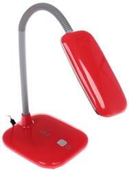 Настольный светильник ЭРА NLED-450-5W-R красный