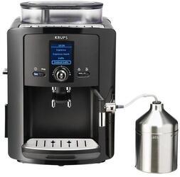 Кофемашина KRUPS EA8080PE черный