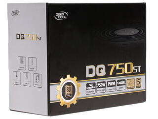 Блок питания Deepcool DQ ST 750W [DQ750ST]