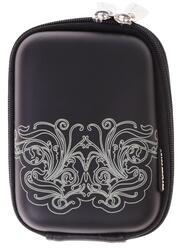 Чехол Riva 7023 (PU) Digital Case black (moire) черный
