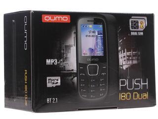 Сотовый телефон QUMO Push 180 Dual черный