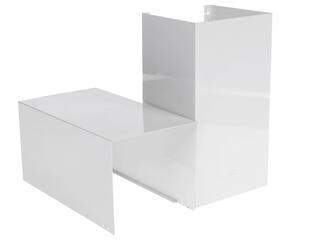 Вытяжка каминная LEX BISTON 600 White белый
