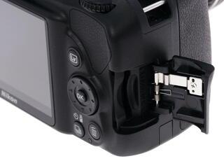 Зеркальная камера Nikon D3300 Kit 18-55mm AF-P II черный