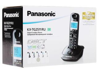 Телефон беспроводной (DECT) Panasonic KX-TG2511RUN