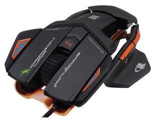 Мышь проводная Qumo Dragon War PHANTOM