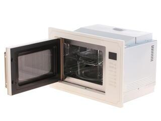 Встраиваемая микроволновая печь Midea TG925BW7-I1 бежевый