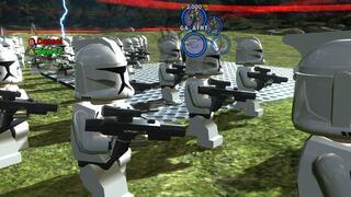 Игра для Xbox 360 LEGO Star Wars III: The Clone Wars Classics