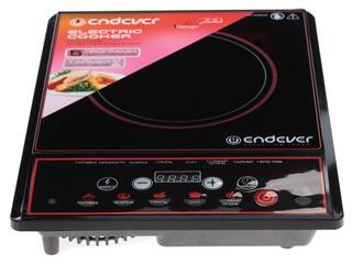 Плитка электрическая Endever SkyLine DP-40 черный