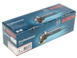 Углошлифовальная машина Bosch GWS 750-125