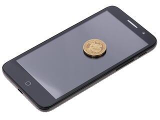 """5"""" Смартфон Alcatel One Touch OT-5065D 8 ГБ черный"""