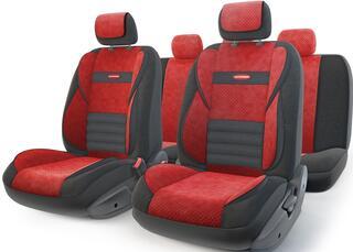 Чехлы на сиденье AUTOPROFI MULTI COMFORT MLT-1105 красный