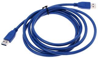 Кабель соединительный DEXP USB A - USB A