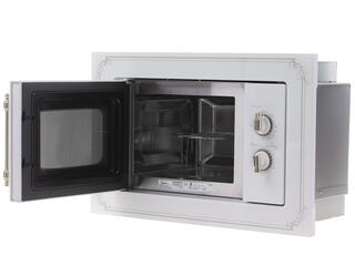 Встраиваемая микроволновая печь Midea MG820BW8-W1 белый