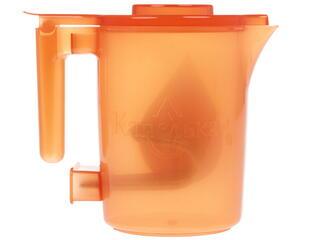 Электрочайник Капелька Оранж оранжевый