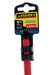 Отвертка диэлектрическая STAYER 25141-08-17