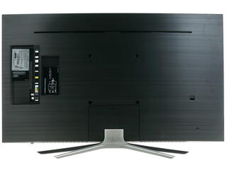 "43"" (108 см)  LED-телевизор Samsung UE43KU6500 серебристый"