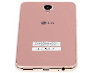 """4.9"""" Смартфон LG K500 X View 16 ГБ розовый"""