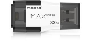 Память OTG USB Flash PhotoFast MAX G2 U3  32 ГБ
